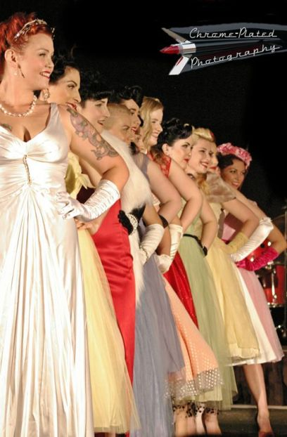 All the pageant ladies! Chrome-Plated Photography