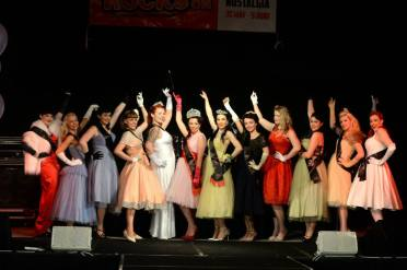 All the lovely contestants. Photography by John Gas for Cooly Rocks On.