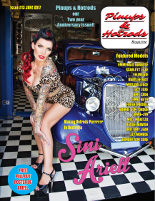 PinupandHotrodsIssue13Cover