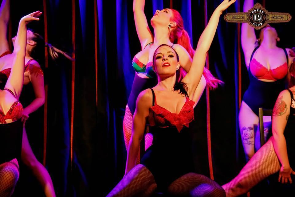 Burlesque club brisbane