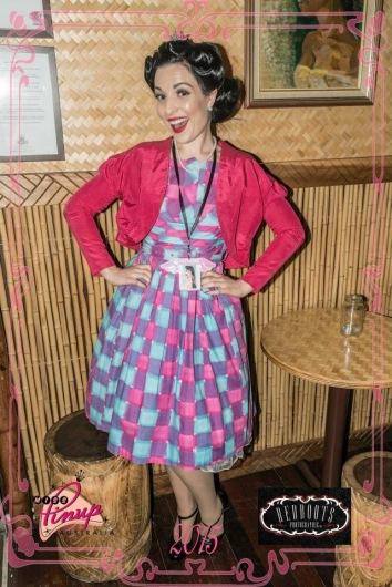 Miss Pinup Australia