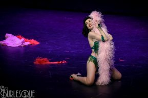 Miss Burlesque Queensland - Raw Bones